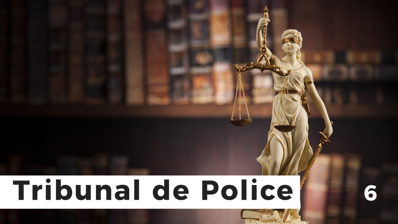 tribunal de police